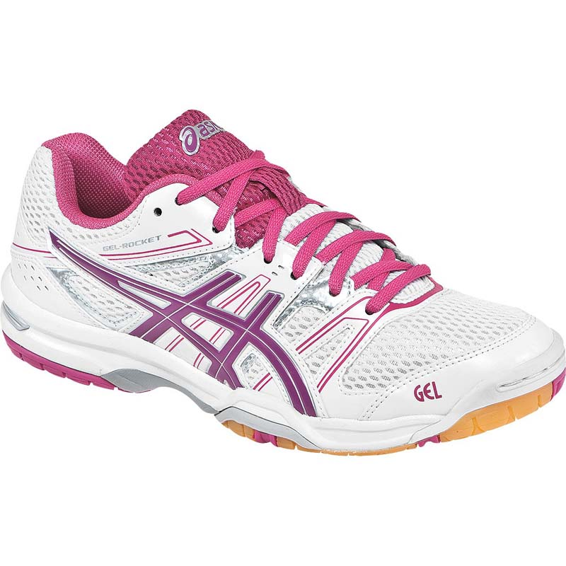 watch a2c3e a79e0 SCARPE VOLLEY ASICS DONNA GEL ROCKET 7