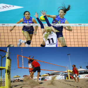 VOLLEY/BEACH VOLLEY