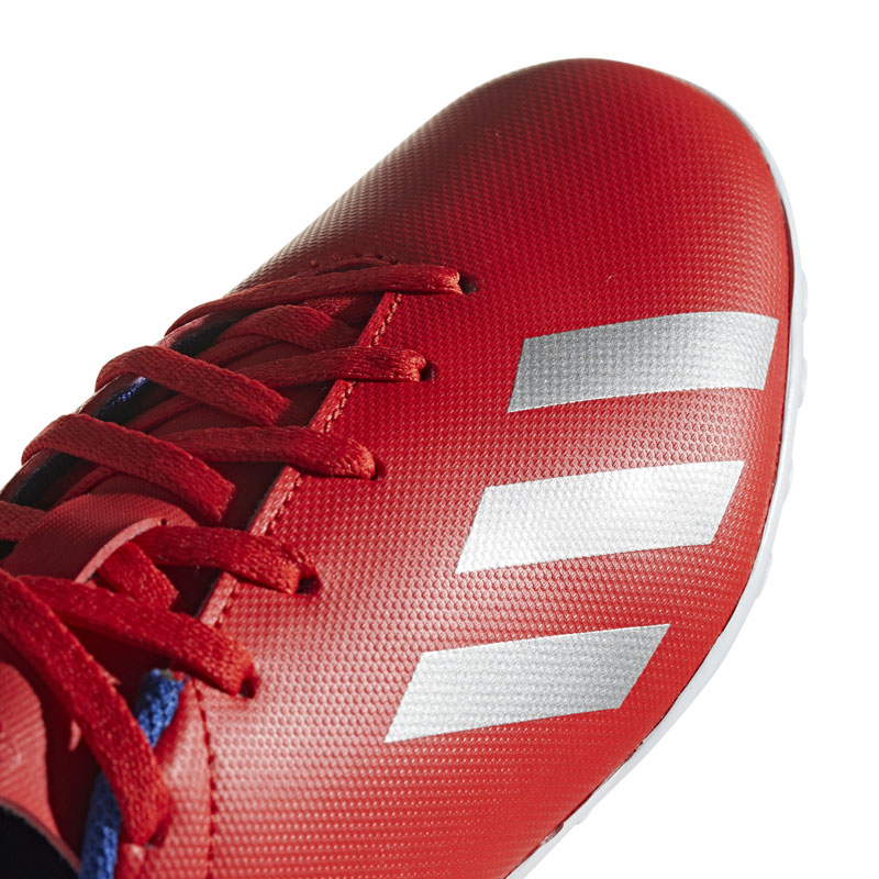 SCARPE CALCETTO ADIDAS X 18.4 TURF JUNIOR BB9417
