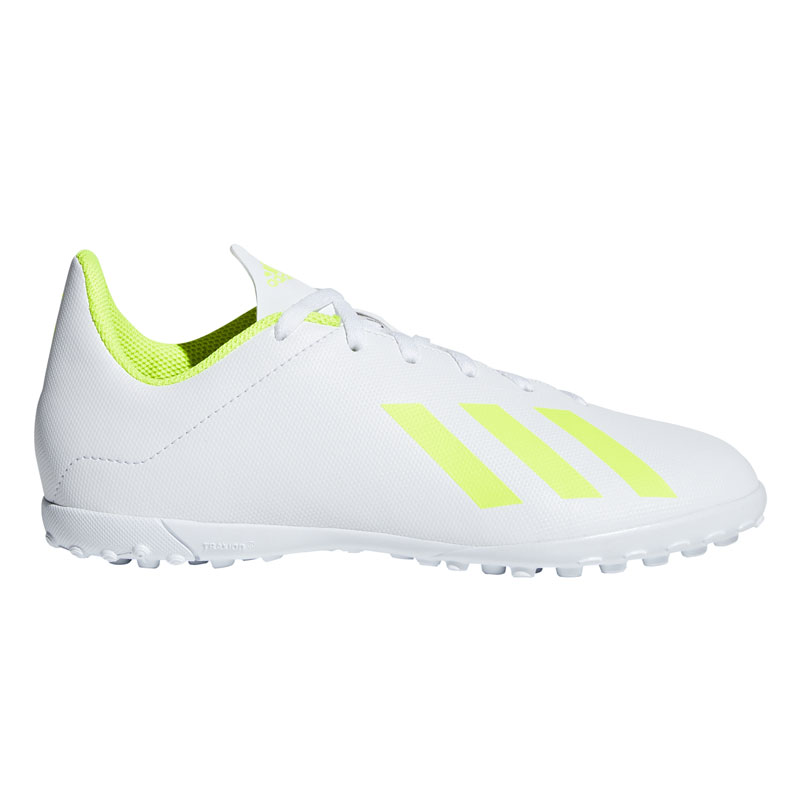 SCARPE CALCETTO ADIDAS X 18.4 TURF JUNIOR BB9418